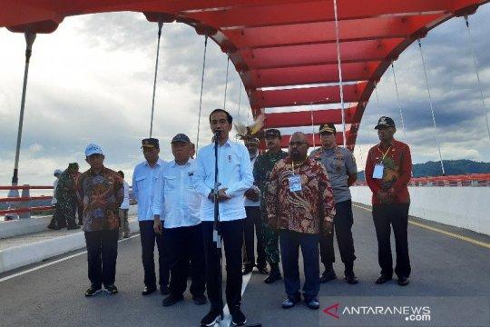 Presiden Jokowi: Belum ada usulan revisi Undang-Undang Otonomi Khusus