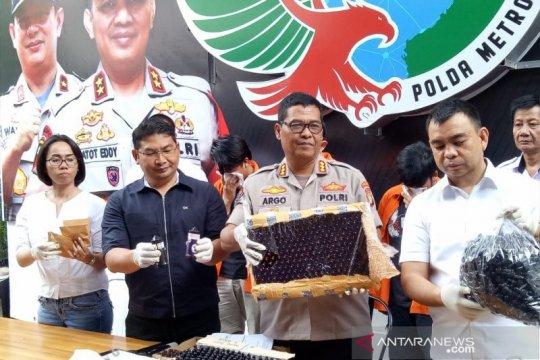 Polisi bongkar komplotan pengedar cairan vape mengandung narkoba