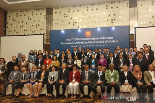 Indonesia samakan kerangka kualifikasi profesi dengan ASEAN
