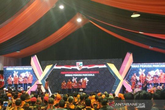 Pemuda Pancasila usulkan kerja sama ke Kabinet Indonesia Maju