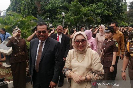 Jaksa Agung jabatan politik, Prasetyo: Tak perlu berkecil hati