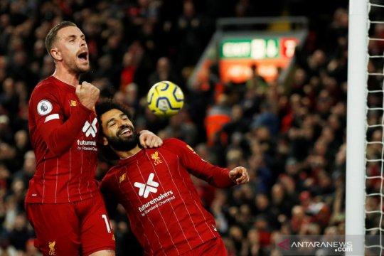 Liga Inggris: Liverpool kokoh dipuncak usai kalahkan Tottenham