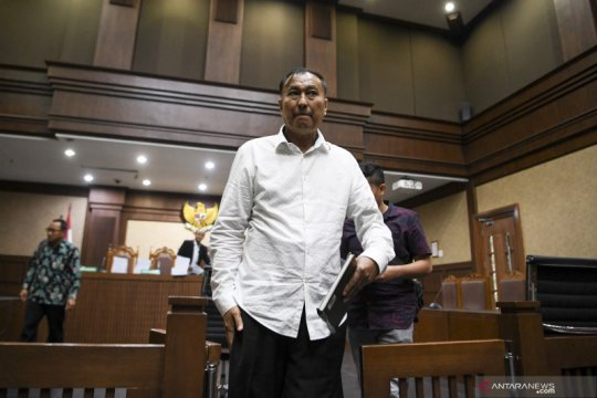 MA potong hukuman dua terpidana kasus korupsi KTP elektronik