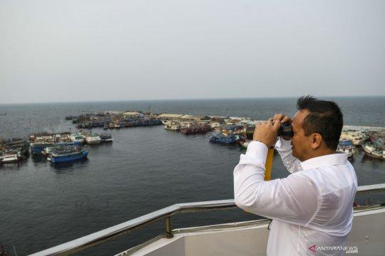 Menteri Edhy dorong inovasi radar untuk identifikasi sampah laut