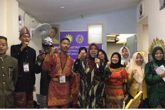 Pemuda Mendunia inspirasi anak-anak TKI di Kuala Lumpur