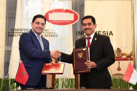 Indonesia dan Maroko kerja sama menanggulangi terorisme
