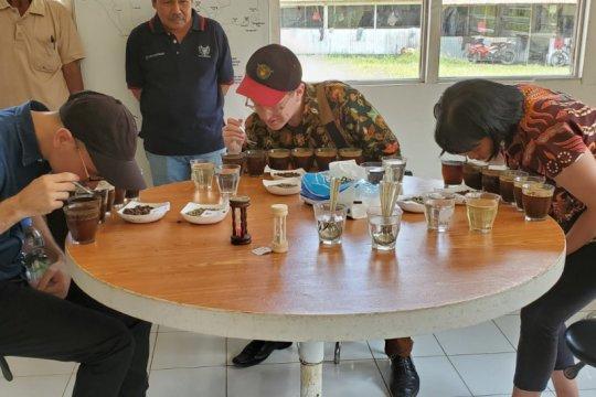 KJRI bawa pengusaha kopi AS ke Toraja untuk tingkatkan ekspor