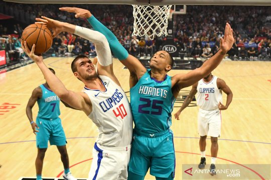 Kawhi Leonard cetak 30 poin bawa Clippers kalahkan Hornets