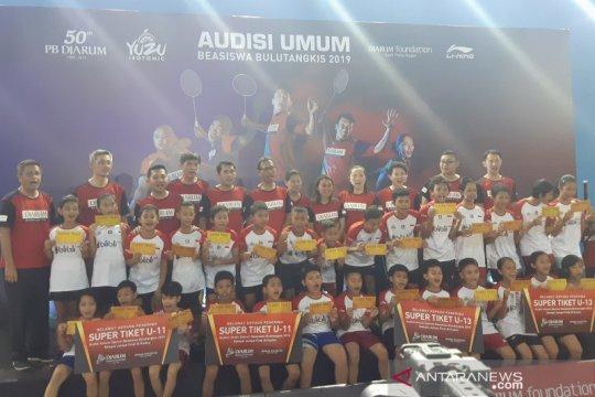 28 peserta audisi beasiswa Solo Raya melenggang ke final di Kudus