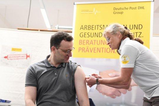 Jerman optimistis  miliki vaksin COVID-19 beberapa bulan mendatang