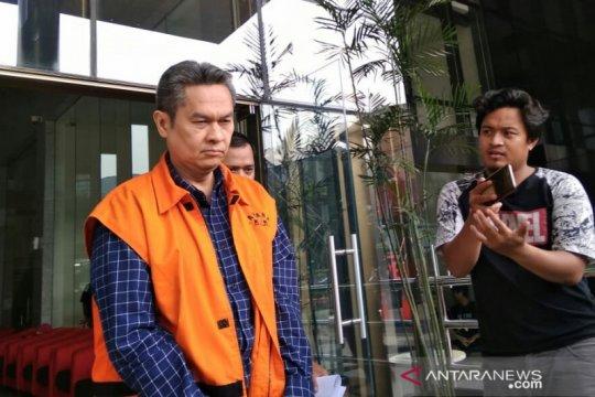 KPK perpanjang penahanan Andra Agussalam