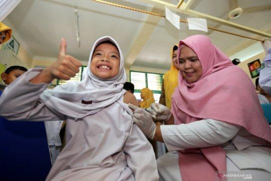 Empat anak di Sumut didiagnosa Suspect Difteri