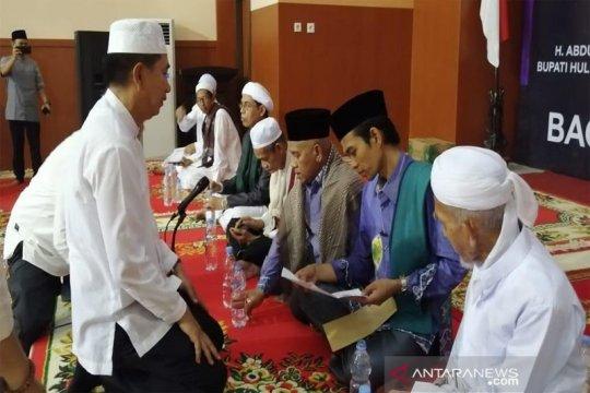 Barito Utara segera resmikan Islamic Center sebelum Maret 2020