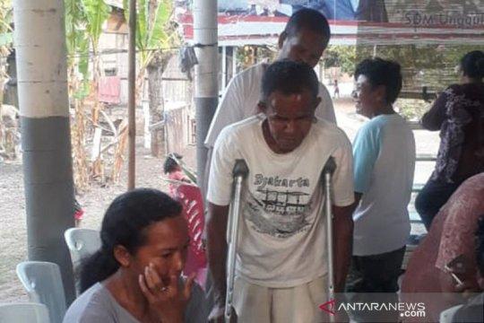 Desa Mata Air di Kupang gunakan dana desa bangun Posyandu disabilitas