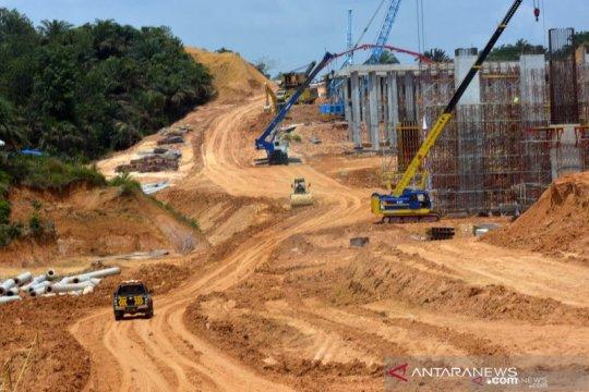 Wali Kota Dumai berharap Tol Pekanbaru-Dumai selesai tepat waktu