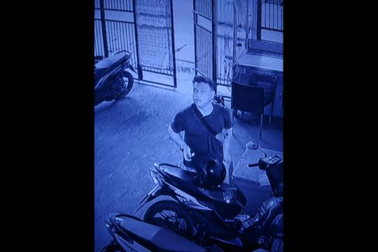 Viral CCTV, polisi selidiki pencurian motor di Cengkareng