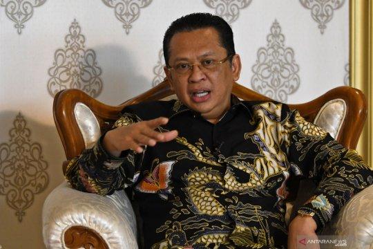 Bamsoet dorong DPR segera tuntaskan pembahasan RUU PDP