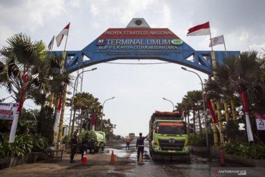Kinerja keuangan KCN turun drastis akibat kisruh Pelabuhan Marunda