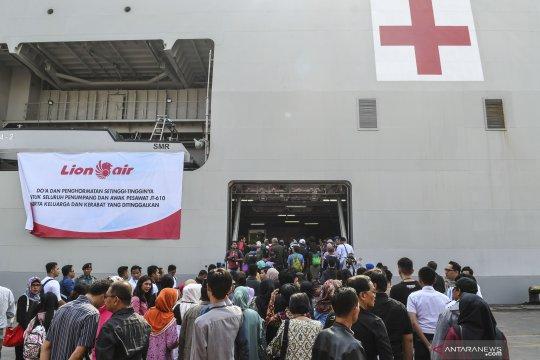 Boeing minta maaf pada keluarga korban Lion AirJT 610