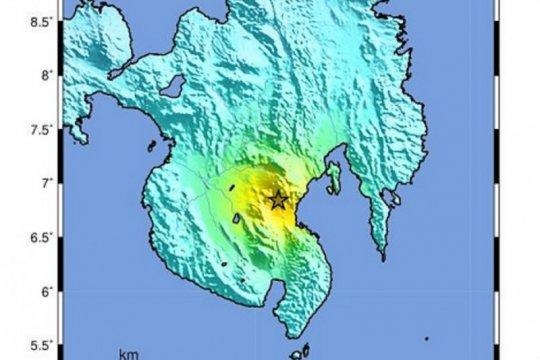 BMKG: Gempa Mindanao-Filipina dipicu sesar lokal
