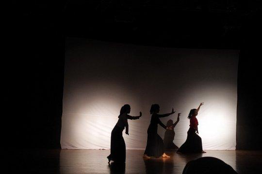 Lapah wadah ekspresi seni tari kontemporer masyarakat Lampung