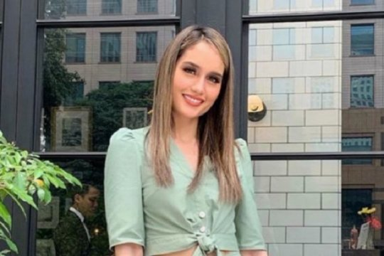 Cinta Laura masuk daftar wanita tercantik versi TC Candler