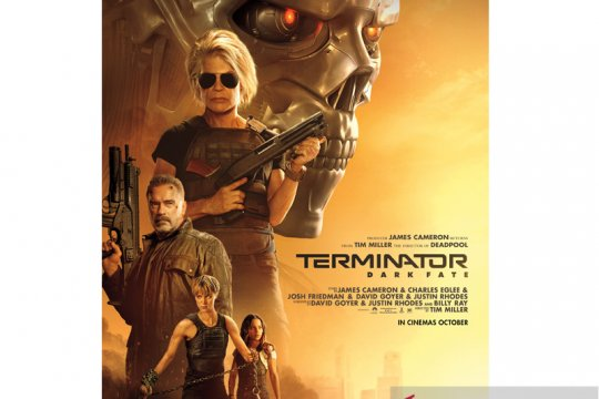 """Terminator: Dark Fate"", kembalinya aksi duo Schwarzenegger-Hamilton"
