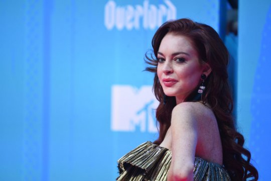 Ayah: Lindsay Lohan dan Putra Mahkota Arab Saudi hanya teman biasa