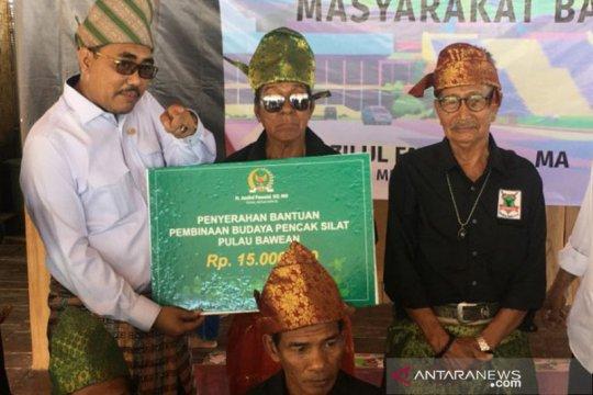 Wakil Ketua MPR: Pendekar silat Bawean Pengawal Islam dan Pancasila