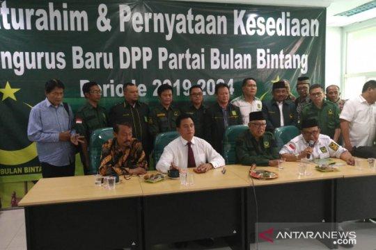 Yusril tegaskan tidak pernah minta jabatan kepada Jokowi