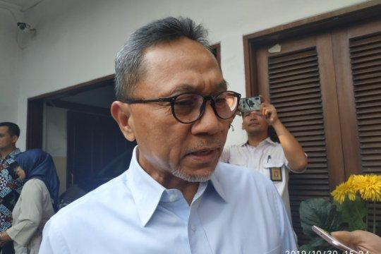 PAN bertemu pimpinan parpol bahas UU kontrovesial dan Pemilu 2024