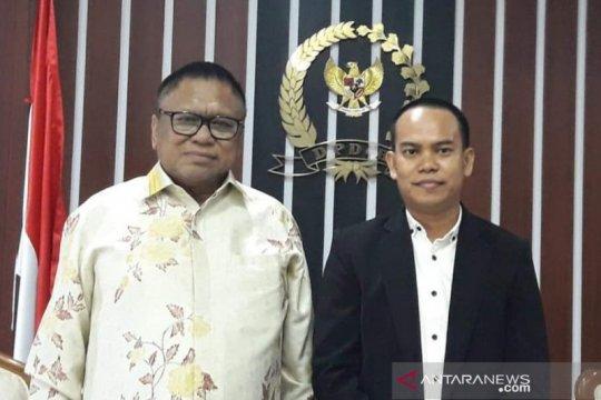 Bambang Hermansyah dapat restu OSO maju di Pilkada Sambas