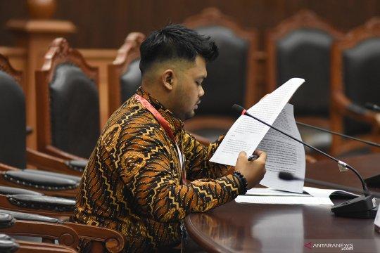Advokat gugat pembentukan revisi UU KPK ke MK
