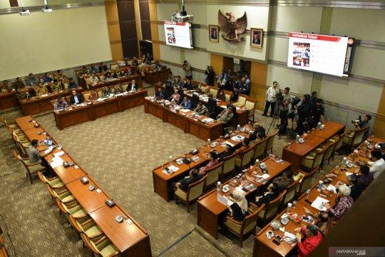 Komisi III DPR akan sosialisasi Rancangan KUHP dan RUU Pemasyarakatan