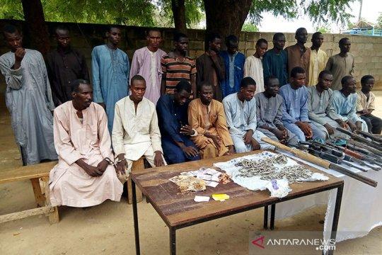 Serangan Boko Haram tewaskan 92 tentara Chad