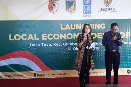 UNDP-BAZNAS bantu bangun ketahanan ekonomi korban bencana Sigi