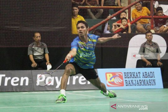 Macau Open 2019, Chico melesat ke perempat final
