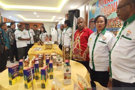 Dishut-masyarakat adat Papua siapkan produk pangan lokal jelang PON