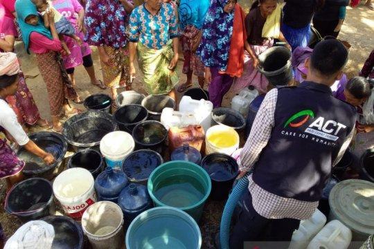 ACT ajak masyarakat dukung gerakan penyaluran air bersih