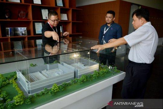 GTN kembali uji listrik data center di Cikarang Jabar