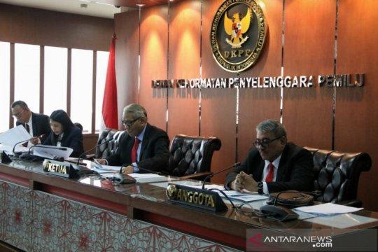 DKPP evaluasi kode etik penyelenggara pemilu 17 provinsi