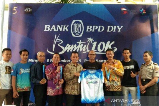 """BPD DIY promosikan pariwisata Bantul melalui Bantul 10K """"City Run"""""""