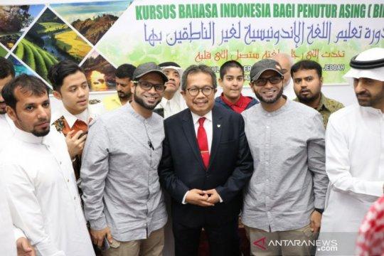 KJRI Jeddah buka kursus Bahasa Indonesia di tiga tempat