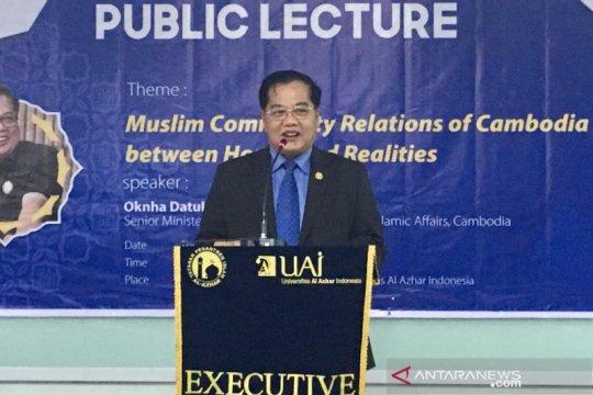 Kamboja genjot industri halal lewat lembaga sertifikasi