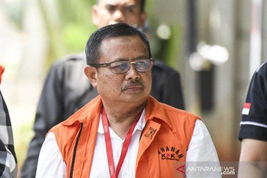 KPK telusuri sumber suap Supendi geledah rumah Dirut BPR Indramayu