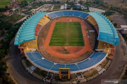 Pelatih Persib sebut Stadion Si Jalak Harupat layak