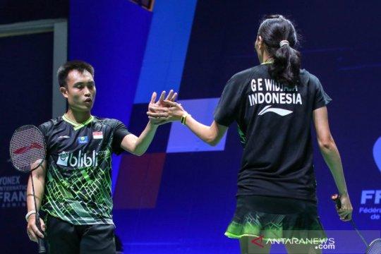 Hafiz/Gloria lolos ke perempat final Macau Open 2019
