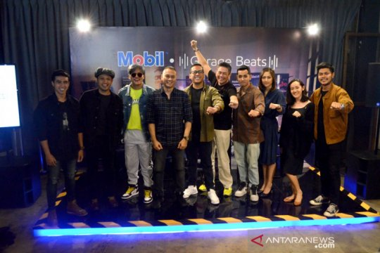 Mobil Lubricants luncurkan program Garage Beats