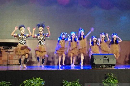 Ananda Sukarlan konser di UPH merawat perdamaian Papua