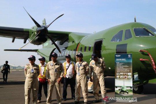 Terobos pasar non-tradisional, Indonesia jual pesawat CN-235 ke Nepal